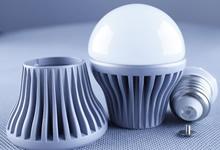 LED球泡灯注塑配件