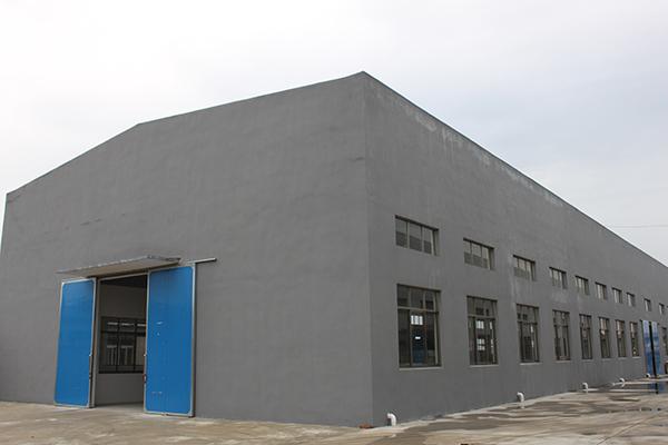 注塑加工二期厂房